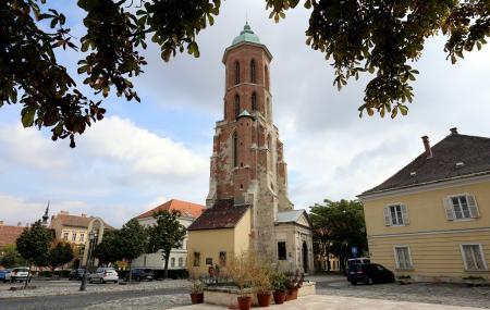Mary Magdalene Tower Image