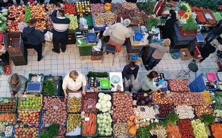 Lehel Market Hall, Budapest
