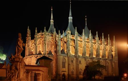 St. Barbara's Church Image