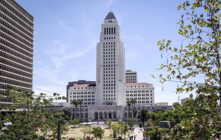 Los Angeles City Hall, Los Angeles