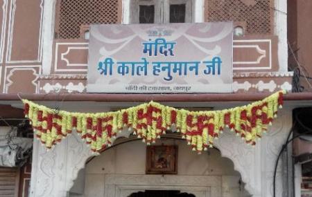Kale Hanuman Ji Temple, Jaipur