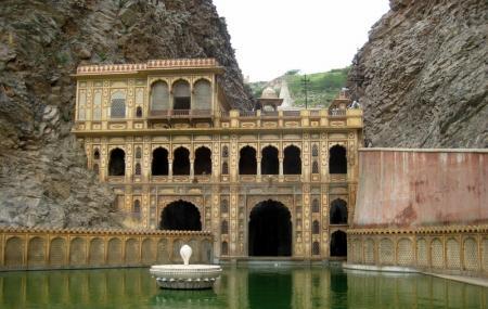 Monkey Temple Image