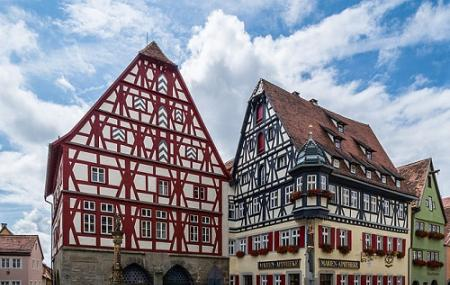 Marien-apotheke, Rothenburg