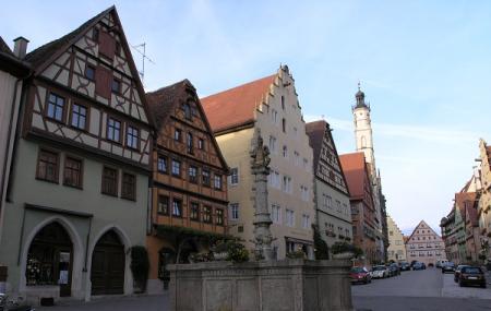 Herrnbrunnen, Rothenburg
