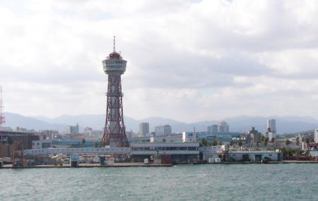 Hakata Port Tower Image