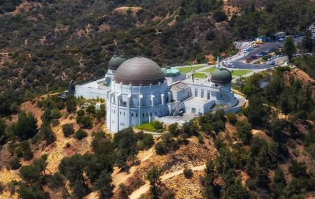 The Griffith Observatory, Los Angeles