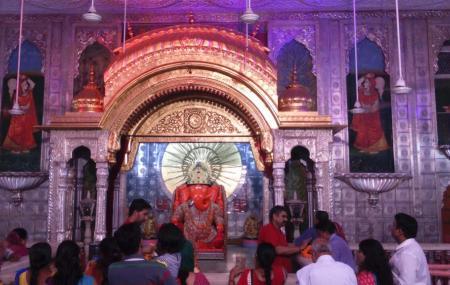 Moti Dungri Ganesh Temple, Jaipur