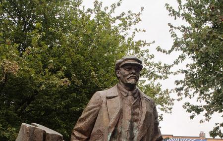 Statue Of Lenin, Seattle
