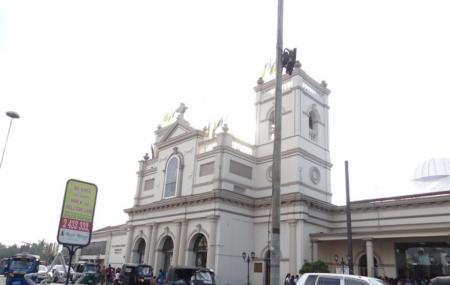 St Anthony's Church Kochikade Image