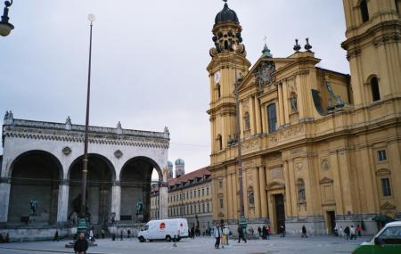 Odeonsplatz Image