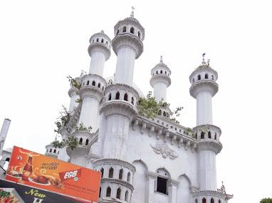 Dawatagaha Jumma Masjid And Shrine, Colombo