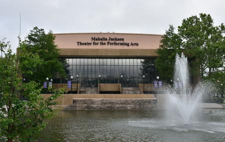 The Mahalia Jackson Theatre Of The Performing Arts, New Orleans