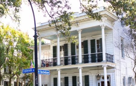 Le Musee De F P C, New Orleans