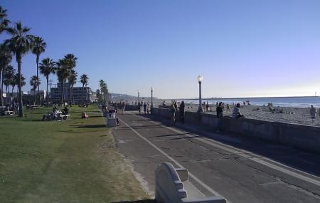 Mission Beach Boardwalk, San Diego