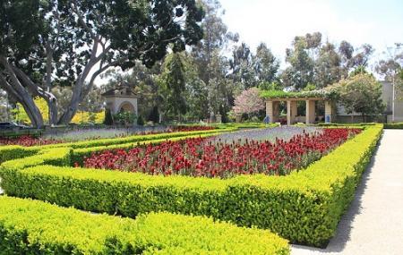 Alcazar Garden Image