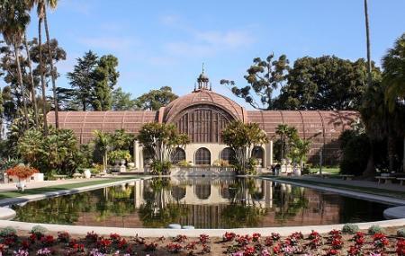 Botanical Building Image
