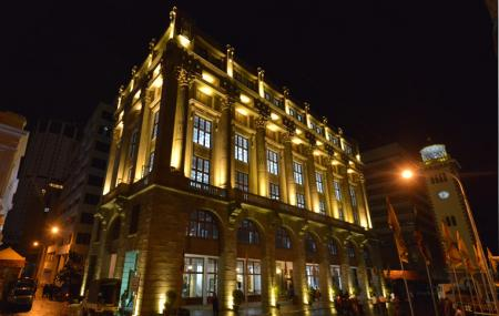 The Central Point - Economic History Museum, Colombo