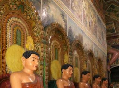 Isipathanaramaya Buddhist Temple, Colombo