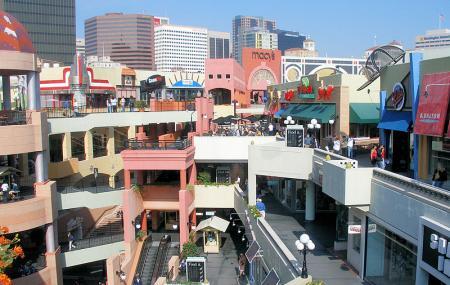 Westfield Horton Plaza, San Diego
