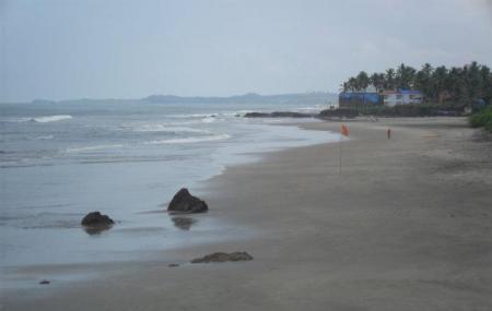 Ashwem Beach Image