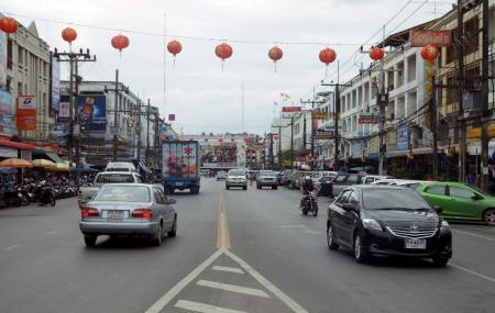 Krabi Town Signal Image