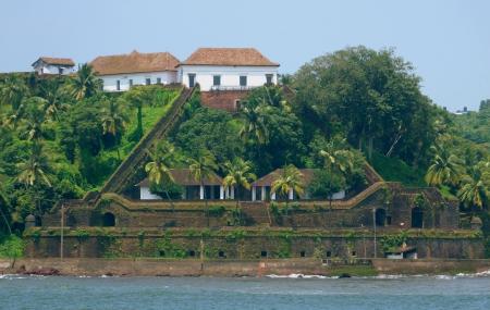 Reis Magos Fort Image