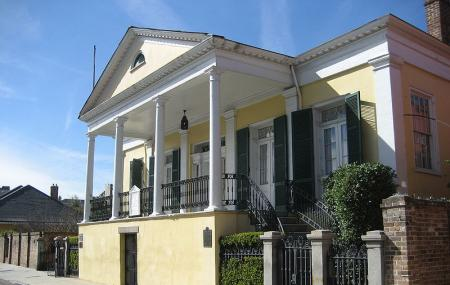 Beauregard-keyes House, New Orleans