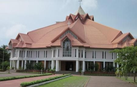 Little Flower Church, Ernakulam