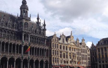 Town Hall, Brussels