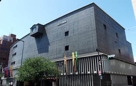 National Bunraku Theatre, Osaka