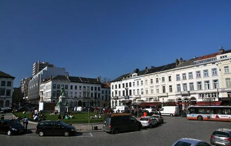 Place Du Luxembourg, Brussels