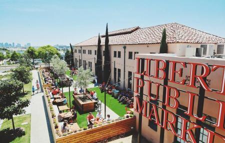 Liberty Public Market, San Diego
