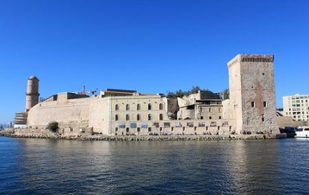Fort Saint-jean, Marseille