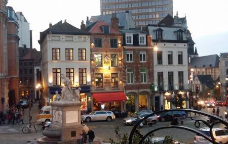 Place Du Grand Sablon, Brussels