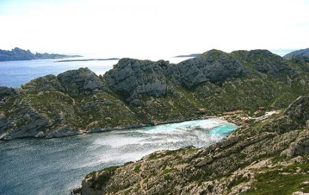 Calanque De Sormiou, Marseille