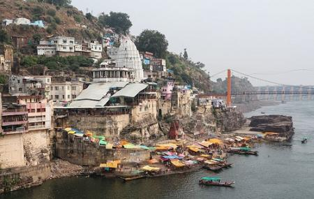 Omkareshwar Temple Image