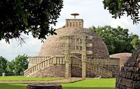 Sanchi Stupa No. 2, Sanchi