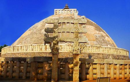 Sanchi Stupa Image