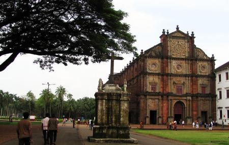 Basilica Of Bom Jesus Image