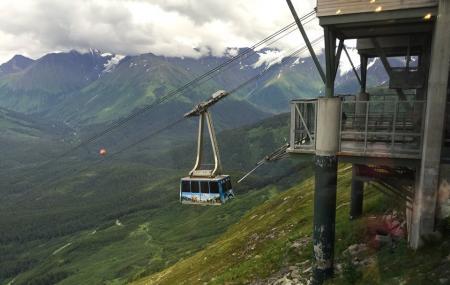 Alyeska Aerial Tram Image