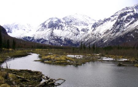 Eagle River Nature Center, Anchorage