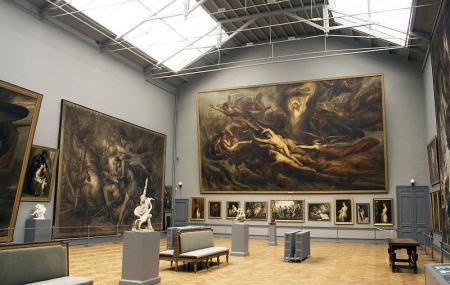 Musee Wiertz, Brussels