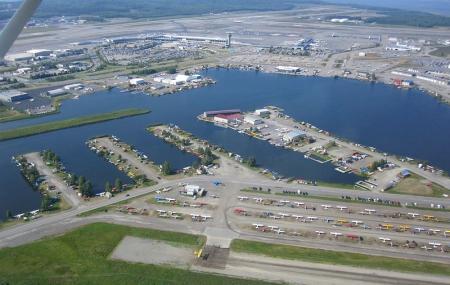 Lake Hood Seaplane Base Image