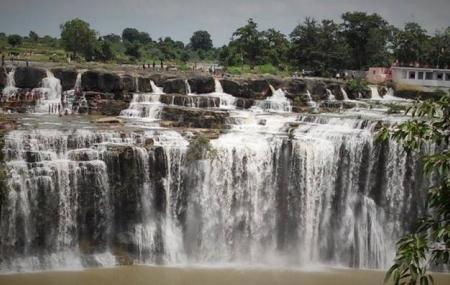 Pawa Waterfall, Shivpuri