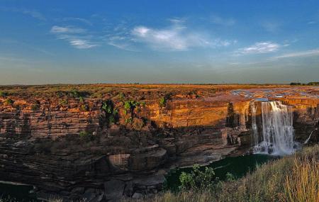 Purwa Falls Image