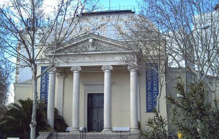 Museo Nacional De Antropologia, Madrid