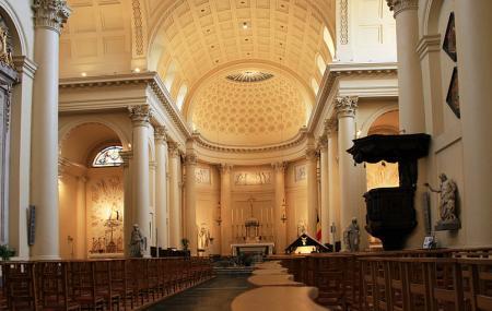 Eglise Saint Jacques Sur Coudenberg, Brussels