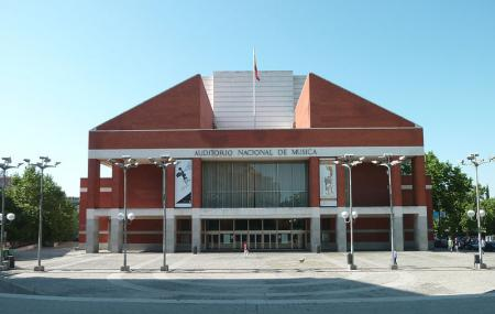 Auditorio Nacional De Musica, Madrid