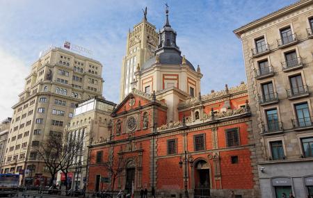 Iglesia De Las Calatravas Image