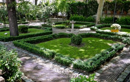 Jardin Del Principe De Anglona, Madrid
